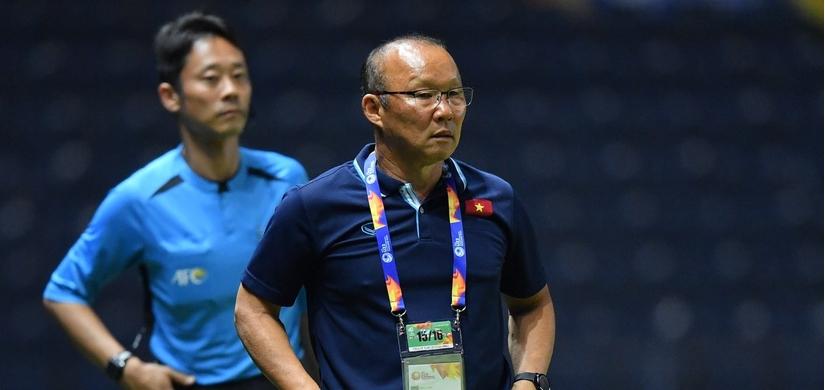 Báo Hàn Quốc lo lắng cho số phận của U23 Việt Nam