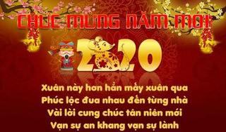 Lời chúc tết Quý khách hàng, đối tác nhân dịp năm mới 2020 Canh Tý