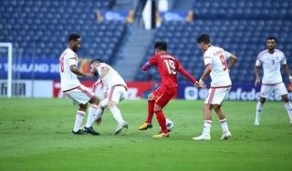 HLV U23 Jordan mang tin vui tới thầy trò HLV Park Hang Seo
