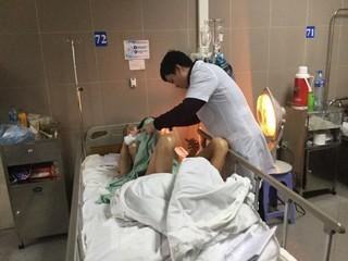 Nạn nhân vụ xả súng ở Lạng Sơn: 'Nghe tiếng người thân gào thét tôi mới biết bị bắn'