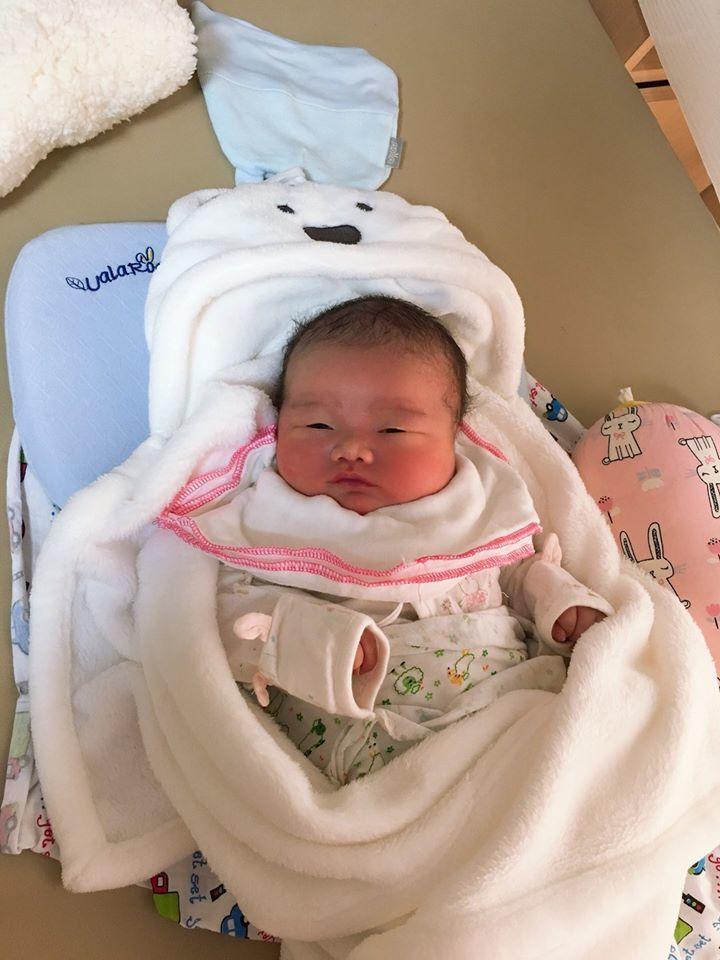 Hy hữu: Bé sơ sinh nặng tới 5,1 kg