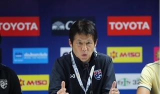 HLV Nishino phát biểu đầy tự tin sau khi giúp U23 Thái Lan vào tứ kết