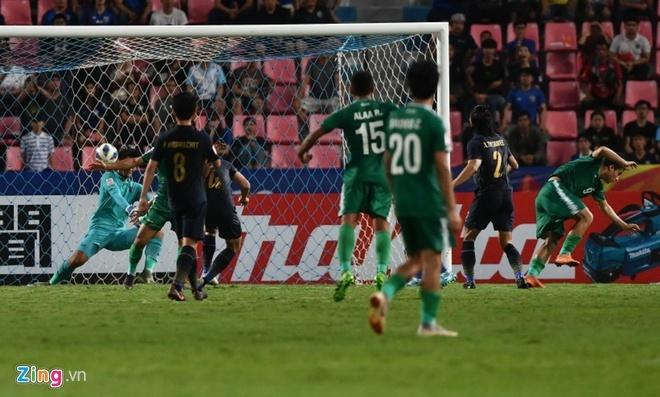 CĐV Việt Nam phát hờn với màn trình diễn mãn nhãn của U23 Thái Lan2