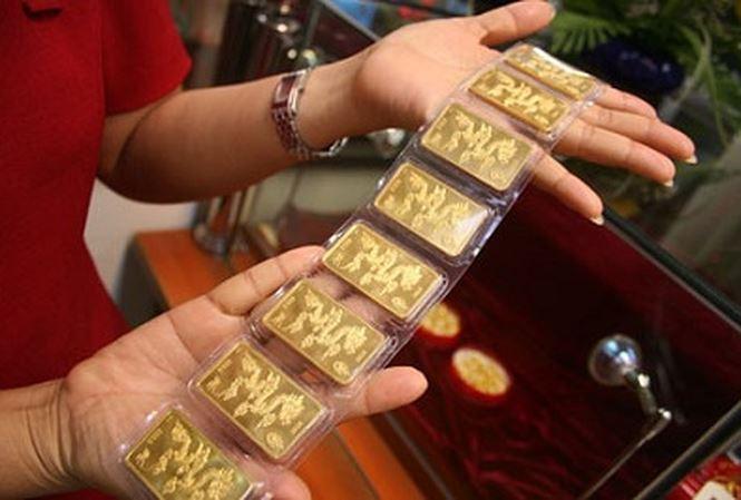 mua vàng ngày vía Thần Tài sẽ đem lại may mắn, tài lộc rủng rỉnh