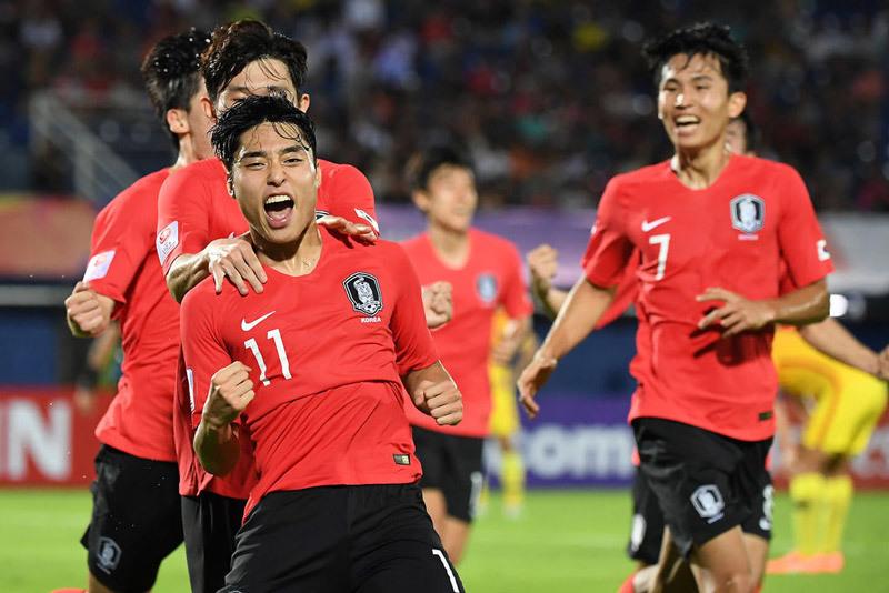 Lộ diện 6 đội bóng giành quyền và tứ kết U23 châu Á