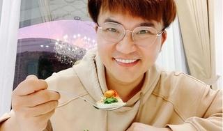MC Đại Nghĩa chia sẻ cách ăn chay tốt cho sức khỏe và không lo bị mập