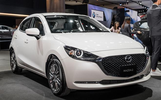 Cận cảnh 2 mẫu ô tô mới của Mazda với giá khoảng 500 triệu đồng2