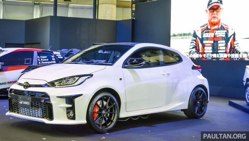 Khám phá Toyota Yaris động cơ mạnh nhất thế giới, giá chỉ từ 840 triệu