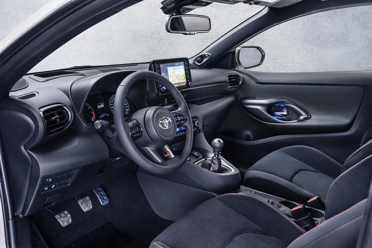Khám phá Toyota Yaris động cơ mạnh nhất thế giới, giá chỉ từ 840 triệu2