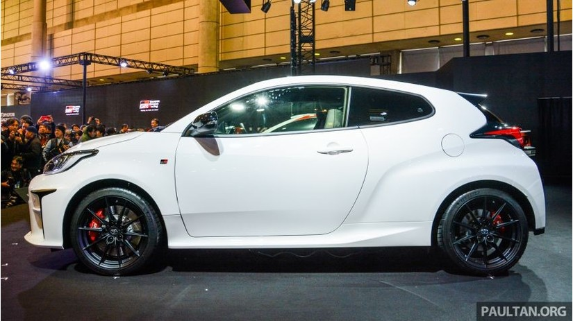 Khám phá Toyota Yaris động cơ mạnh nhất thế giới, giá chỉ từ 840 triệu3