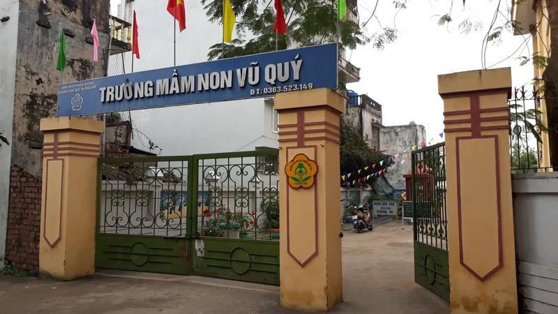 Công an thông tin bất ngờ vụ bé gái bị xâm hại tại trường mầm non ở Thái Bình