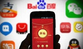 Cuộc chiến 'hồng bao' rót hàng trăm triệu USD của các công ty Trung Quốc