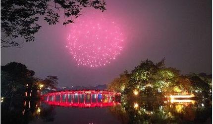 8 Địa điểm cực lý tưởng đón giao thừa tết âm lịch 2020 ở Hà Nội