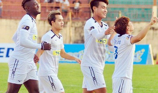 Hoàng Anh Gia Lai đại thắng Hải Phòng FC trước thềm Tết Canh Tý