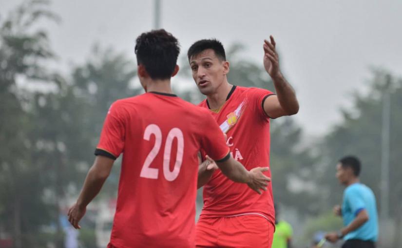CLB Nam Định bất ngờ vô địch giải giao hữu Viettel 2020 nhờ công thần Đỗ Merlo