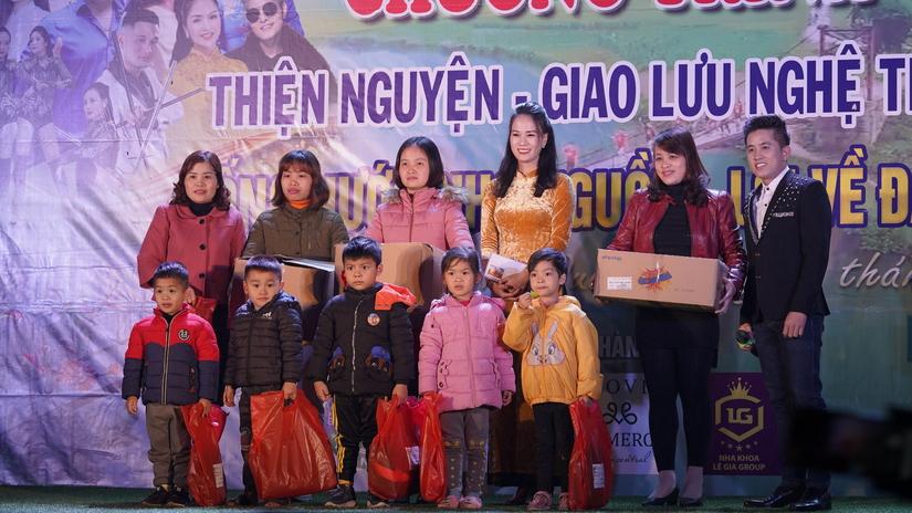 Ca sĩ Mai Trần Lâm, Quang Tèo tổ chức đêm nhạc từ thiện cho bà con ăn Tết