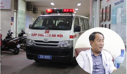 Trung tâm cấp cứu 115 Hà Nội: Đón Giao thừa ngoài đường, ở nhà bệnh nhân là chuyện thường!