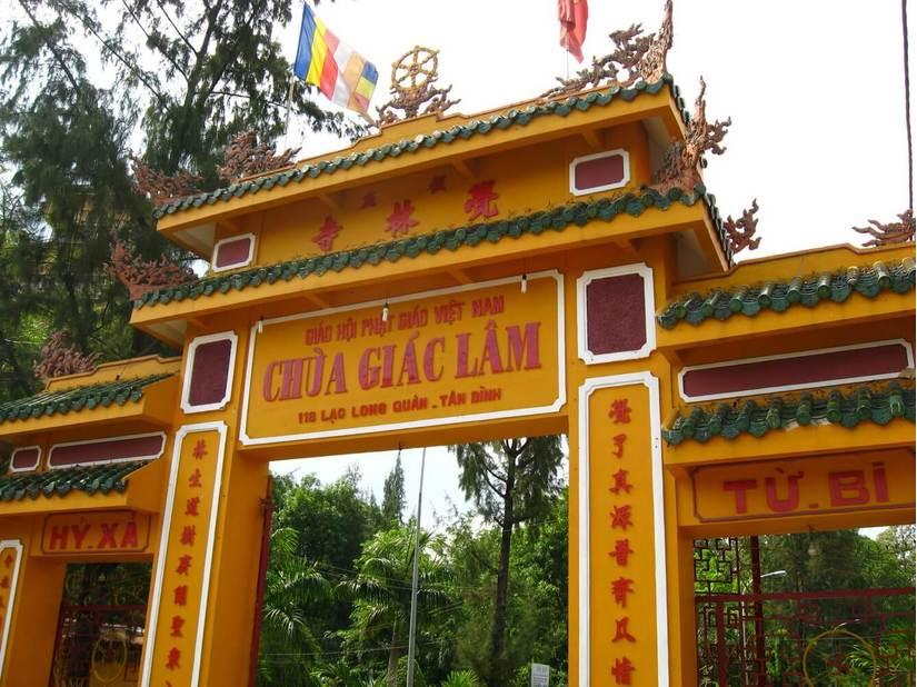 5 ngôi chùa linh thiêng ở Sài Gòn - điểm hành hương đầu năm 2020