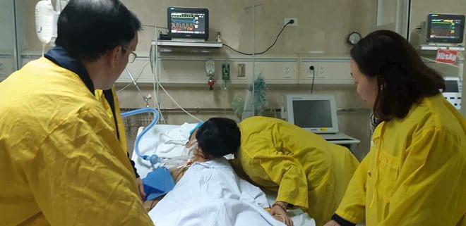 Xúc động câu chuyện người vợ có chồng hiến tạng cứu 5 người