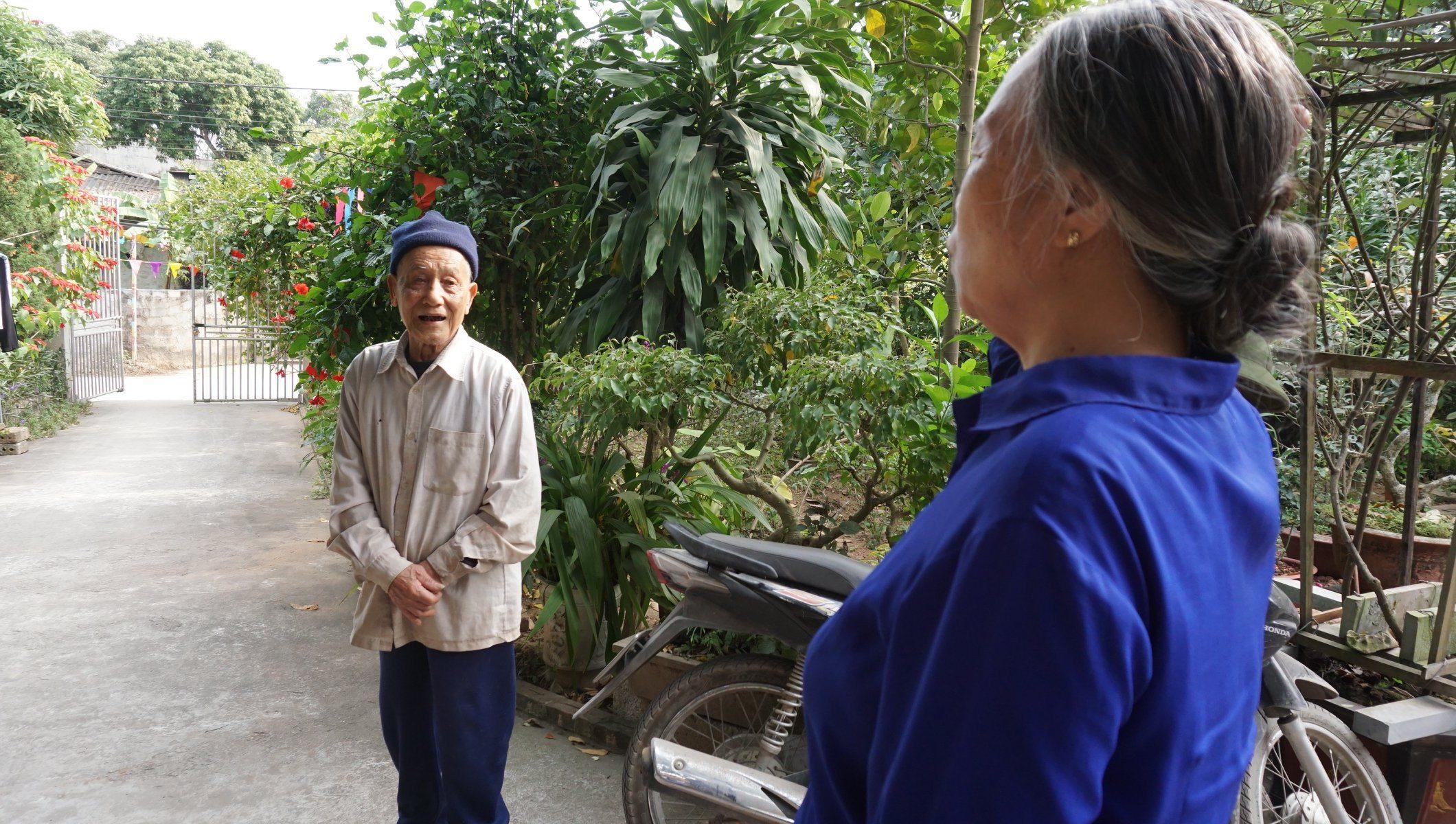 Bí quyết sống 100 tuổi ở ngôi làng 'trường thọ' tại Hà Nam