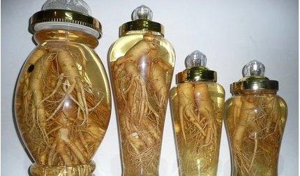 5 loại rượu ngâm thảo dược có tác dụng chữa bệnh