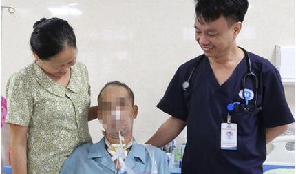 Cứu sống bệnh nhân chảy máu não, đồng tử duỗi cứng vì đột quỵ