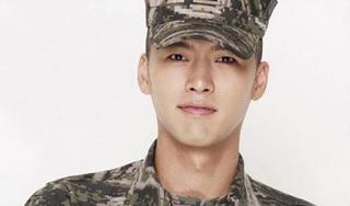 Ngất ngây loạt ảnh soái ca Hyun Bin trong Hạ cánh nơi anh thời nhập ngũ