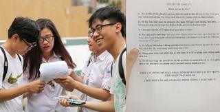 7 bài tập về nhà dịp Tết 'phá cách' của cô giáo khiến dân mạng trầm trồ