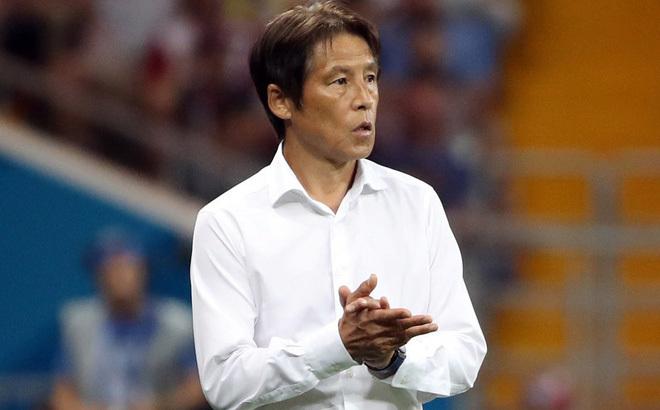 Liên đoàn bóng đá Thái gia hạn hợp đồng với HLV Nishino
