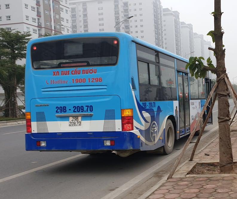 Đình chỉ tài xế xe buýt vi phạm nồng độ cồn khi đang chở hành khách