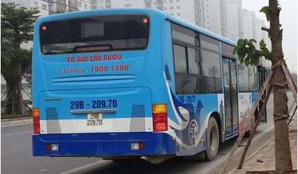Phạt 17 triệu đồng tài xế xe buýt vi phạm nồng độ cồn, tước GPLX 17 tháng