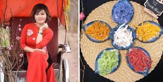 Vợ 9X mách cách làm mứt dừa ngũ sắc thơm ngon, đẹp mắt, ai cũng phải xuýt xoa!