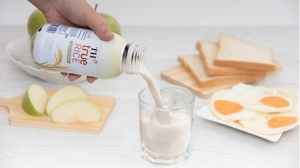 TH true RICE – Nước gạo rang duy nhất trên thị trường không sử dụng đường