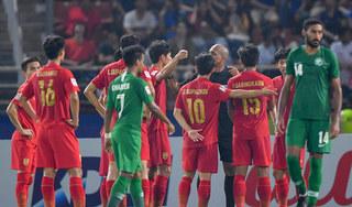AFC trả lời Thái Lan vụ khiếu nại trọng tài ở U23 châu Á