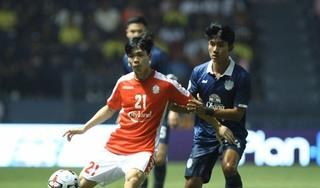 AFC tiếc nuối pha bỏ lỡ của Công Phượng trước Á quân Thai League