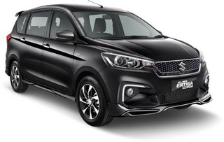 Suzuki Ertiga 2020 giá từ 500 triệu đồng, về Việt Nam sau Tết