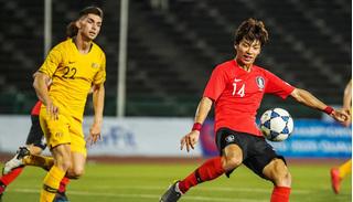 Đánh bại U23 Australia, 23 Hàn Quốc giành vé vào chung kết U23 châu Á