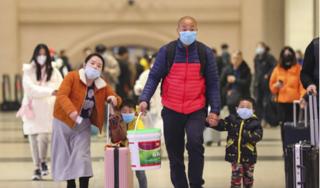 Ngăn lây nhiễm viêm phổi corona, Vũ Hán cấm máy bay, tàu hỏa rời thành phố