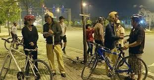 Có 9 địa phương xử phạt người đi xe đạp vi phạm nồng độ cồn