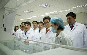Cô gái Hà Nội du học Trung Quốc bị cách ly vì nghi nhiễm virus nguy hiểm