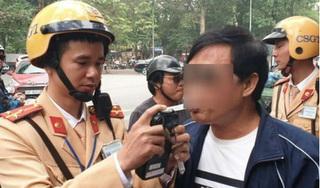 CSGT Hà Nội bác thông tin thổi nồng độ cồn có nguy cơ lây nhiễm virus corona