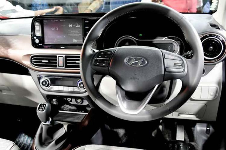 Khám phá Hyundai Aura 2020 giá chỉ từ 189 triệu đồng2