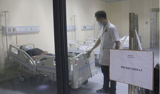 Hà Nội: Bệnh nhân nghi nhiễm virus carona bị cách ly