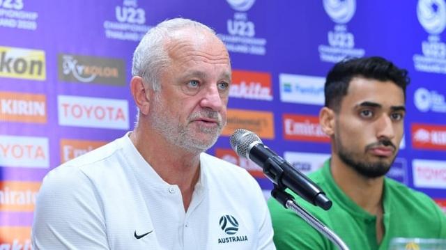 HLV U23 Uzbekistan, Ljubinko Drulovic tự tin trước trận gặp U23 Úc