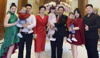'Cô dâu 200 cây vàng' hé lộ hình ảnh ăn Tết bên trong lâu đài 7 tầng ở Nam Định