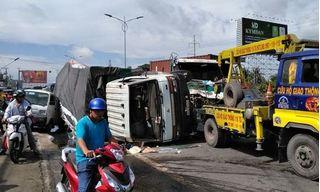 22 người tử vong ngày mùng 1 Tết do tai nạn giao thông