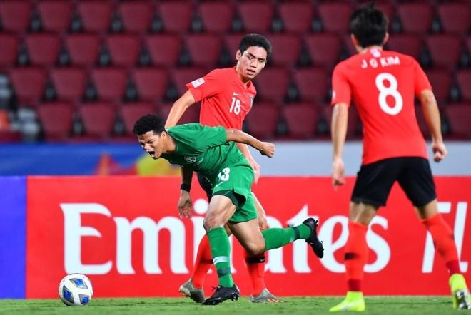 U23 Hàn Quốc có trận đấu khó khăn trước