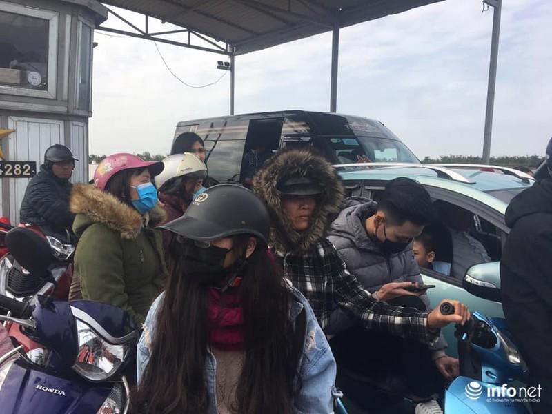 Kinh hãi những chuyến phà 'dỡn' mặt tử thần ở Nam Định - Ninh Bình 6