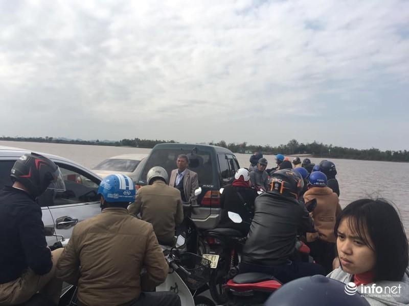 Kinh hãi những chuyến phà 'dỡn' mặt tử thần ở Nam Định - Ninh Bình 7