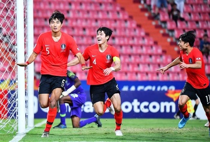 Đội hình tiêu biểu VCK U23 châu Á 2020